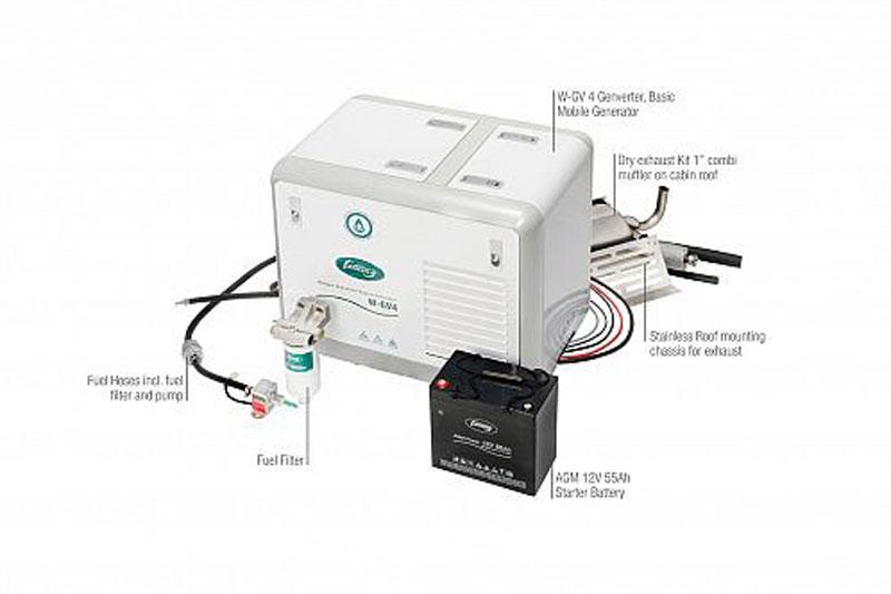 Generator Systeme - vmax 24